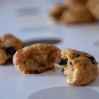 Biscuits Apéritifs Olives Tomates Parmesan