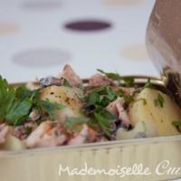 Salade Pomme de Terre Sardine