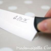 Couteau en Céramique Léo W : le Test !