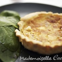 Quiche Roquefort Bresaola