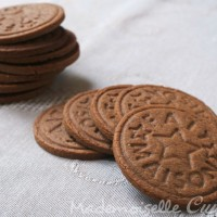 Biscuits Choco-Noisettes