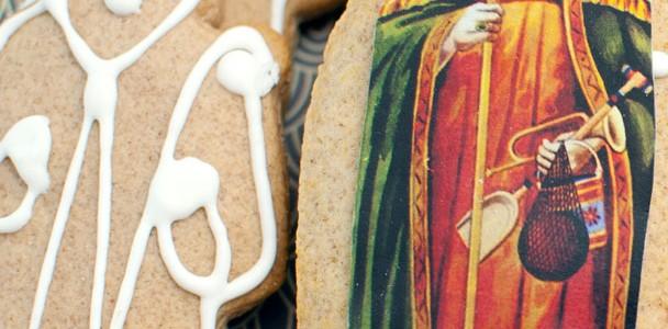 Pains d'Epices de la St Nicolas