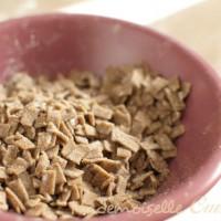 Crozets maison (pâtes au sarrasin)
