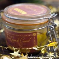 Foie gras aux épices en conserve (cadeaux gourmands)