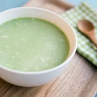 Soupe de salade express