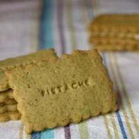 Biscuit pistache