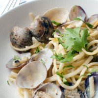 Linguine aux palourdes