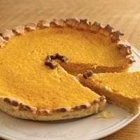 Tarte à la citrouille ( pumpkin pie)
