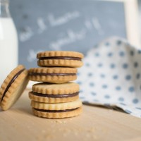Goûter Chocolat et Carré Frais façon BN et concours Carré Frais